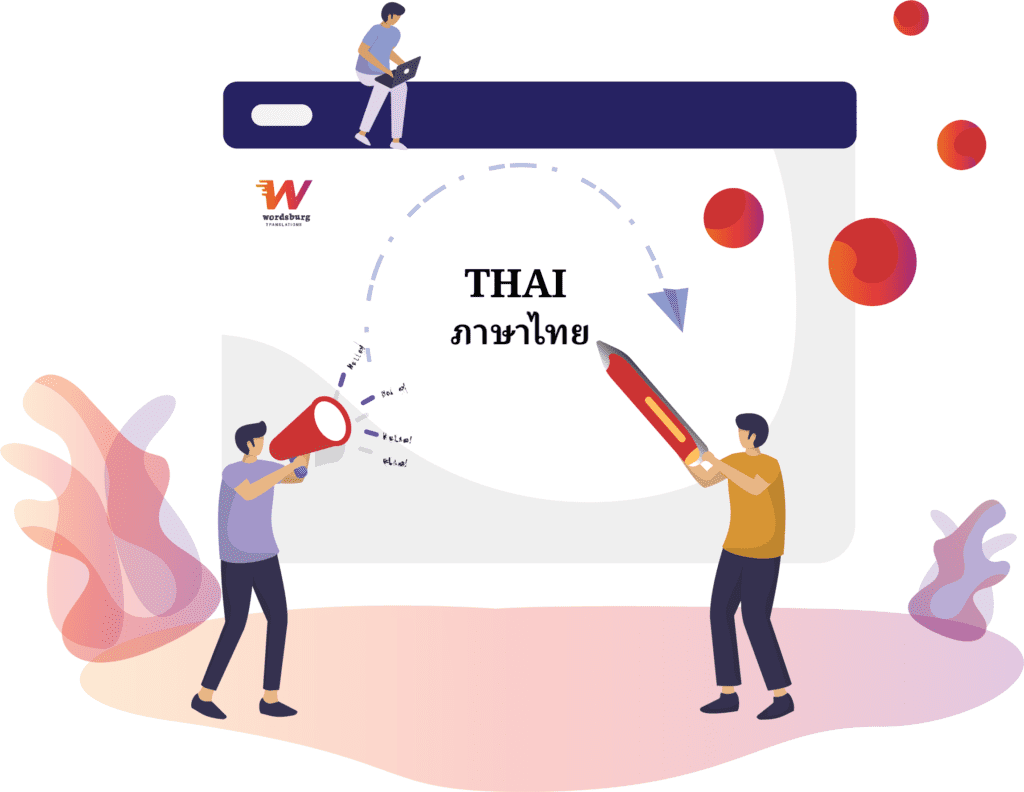 Thai translation Services in Singapore