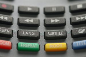 why you should think of having subtitling and captioning services