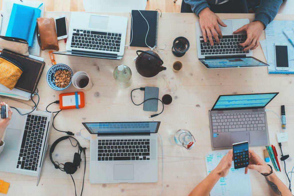 An informal work environment