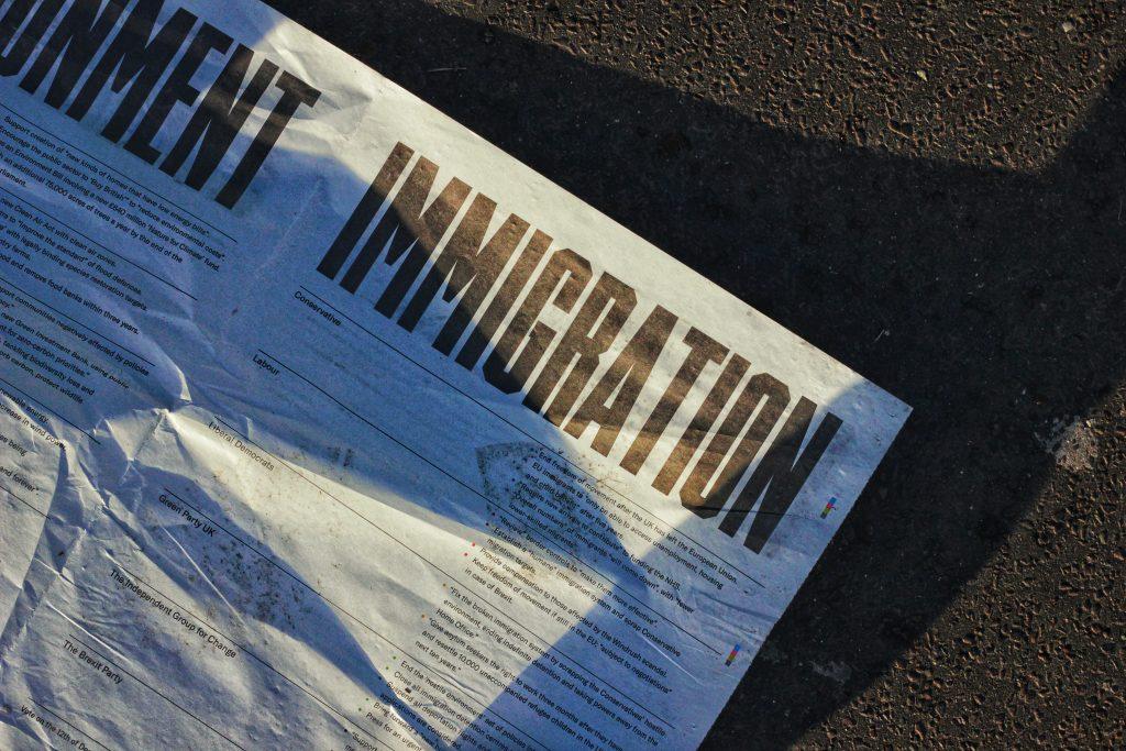 Immigration has enhanced the use of basic translations worldwide