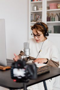 audiobooks voice overs